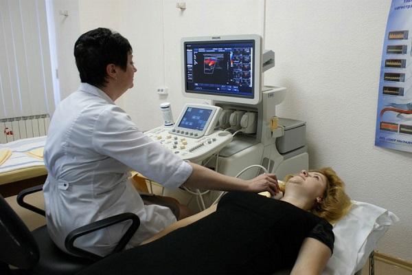 Вебкамера в гинекологическом кабинете